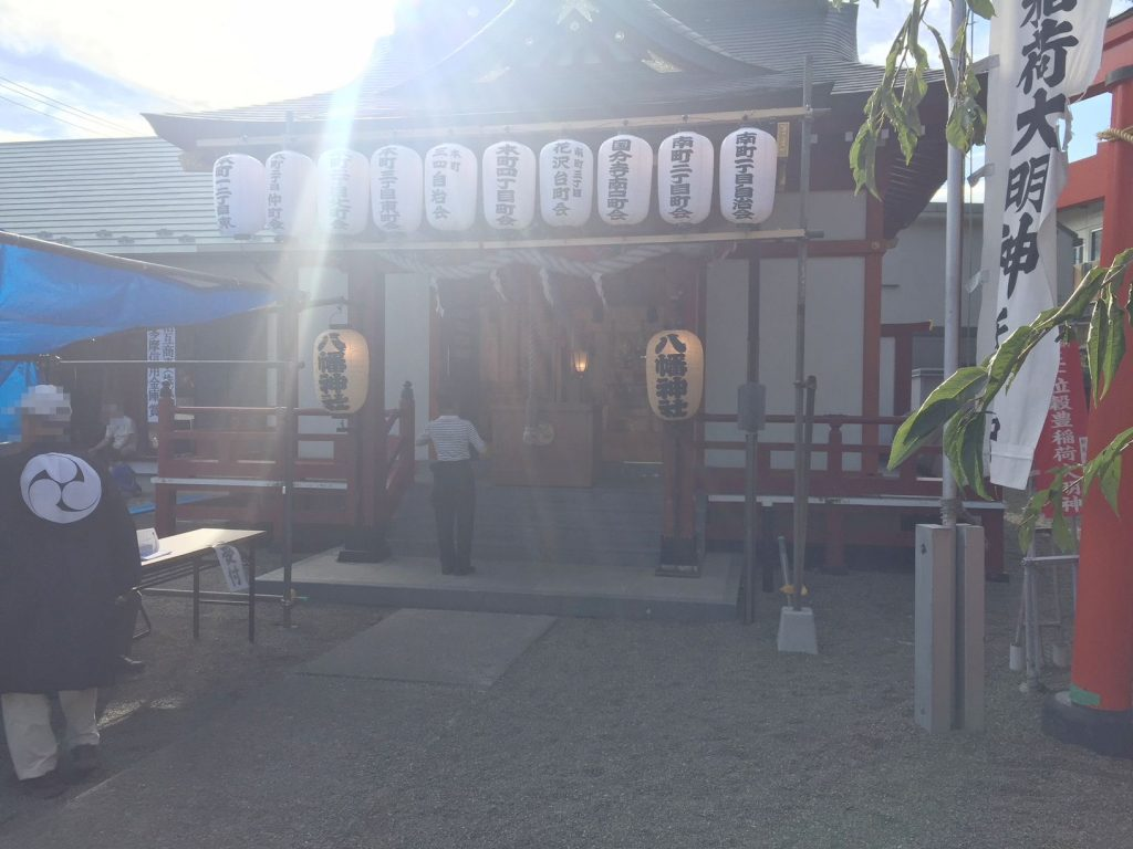 本町南町八幡神社
