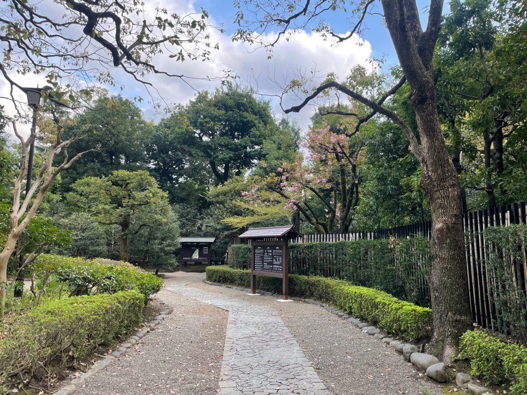 都立殿ヶ谷戸庭園 2021年4月当社撮影。